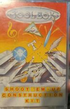 Shoot em-up construction set tipo Pack c64 casete (box, manual, Tape) 100%