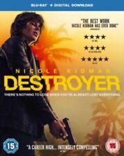 Destroyer (Nicole Kidman Sebastian Stan Toby Kebbell) Region B Blu-ray Digital