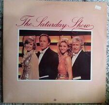 THE SATURDAY SHOW DOUBLE VINYL LP AUSTRALIA FEAT JANE SCALI OF YOUNG TALENT TIME