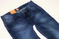 NEU  Hugo Boss Orange 63  W36 L34  Dark Washed Denim   Slim Fit Jeans  36/34