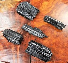 Tourmaline Black Crystal Raw Gemstone Chunk BR19 Healing Crystals And Stones