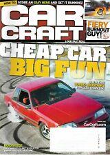 Car Craft 2012 Jan Turbo Mustang Twin Turbo 46l Mustang Proj Plymouth