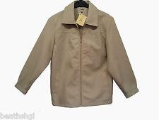 JJ Willis - Mens - Beige Fully Lined Jacket - Size M