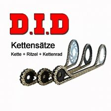 KETTENSATZ / KETTENKIT DID F. YAMAHA XT 600 E + X-RING ANTRIEBSSTRANG NEU!!!!