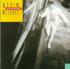 Achim Reichel - CD: Nachtexpress