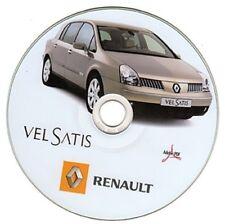 Renault Speed Satis workshop manual workshop manual
