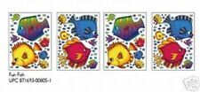 Fun Fish Wall Wear Applique Stickers 902-678