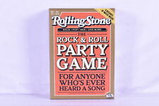 Rolling Stone The Rock and Roll Trivia Party Game