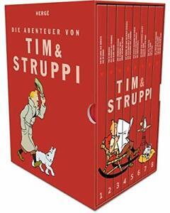 Hergé - Tim und Struppi -  Gesamtausgabe im Schuber - 1. Auflage