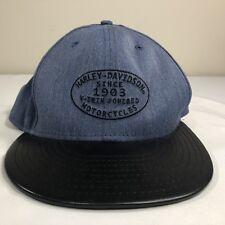 ecf143105 Harley-Davidson Women's Solid Men's Baseball Caps | eBay