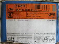 ATE Bremsbacken 03.0137-4012.2 für MERCEDES NEU / NIE VERBAUT / OVP