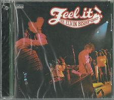 ELVIN BISHOP GROUP FEEL IT 2002 SUNDAZED LABEL CD RELEASE OF 1970 LP BONUS TRACK
