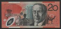 MacFarlane / Henry - 2002 : General prefix Twenty Dollar Polymer Banknote, Unc.