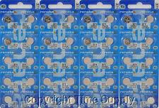 40 pcs 371 Renata Watch Batteries SR920SW FREE SHIP 0% MERCURY