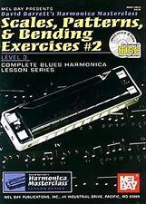 David Barrett's Complete Harmonica Masterclass Lesson Ser.: Scales, Patterns,...