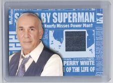 TOPPS Superman Returns Frank Langella Perry White 3-Piece Suit costume card #4