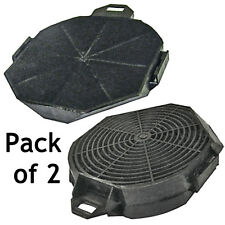LOGIK Genuine Cooker Hood Extractor Vent Filters Spare Replacement LCH665SSE x 2