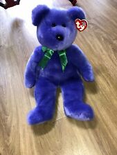 Ty Employee Bear Beanie Buddies NWT 2000