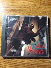 Top Quality Magnum Opus CD Rap Hip Hop New 1993 Free Shipping