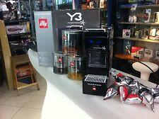 Macchina caffè illy Iperespresso Y3 NUOVA !!! Nera + promozione capsule omaggio