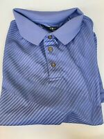 Pebble Beach Men's Short Sleeve Dry-Luxe Performance Polo - PRE OWNED