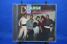 DEBARGE Greatest Hits CD 1992 Motown