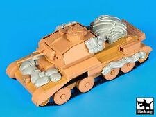 Black Dog 1/35 British Cruiser Mk.II Tank Accessories Set (for Bronco) T35083