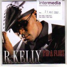 (H260) R Kelly, I'm A Flirt - DJ CD