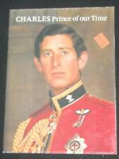 1978 Charles Prince of our Time Pictoral Booklet Soft Cover