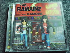 The Ramainz-The Ramones-Live in NYC CD-Made in UK