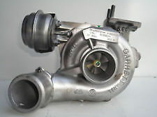 ALFA ROMEO 147 1,9 Multijet Turbo Turbocompressore (2000-2004) 712766-0001 Turbocompressore