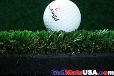 Pro Driving Range Golf Mat Padded 4 x 4 ft. NEW FREE Te