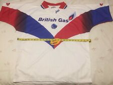Great Britain 1997 Player Issue Shirt XL 48-50 Inch Chest Rugby League Jersey