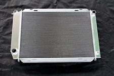 JDN 3 ROWS FIT FORD MUSTANG 87 90 ALUMINUM RADIATOR MANUAL MT