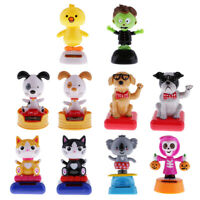 Flapping Bobble Head Toy for Home Tabletop Decor Car Interior Ornament
