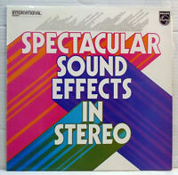 Spectacular Sound Effects in Stereo - vinyl LP Philips 6440034 Near Mint