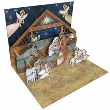 Nativity Pop-Up Christmas Cards