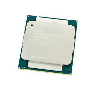 Intel SR207 Xeon Processor E5-2620v3 2.4Ghz 6-Core 15M 8GT/s QPI LGA2011-3 CPU