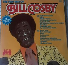 THE VERY BEST OF BILL COSBY COMEDY VINYL LP AUSTRALIA