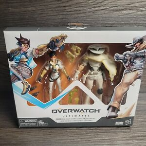 Overwatch Ultimates Series Posh Tracer, White Hat McCree Skin Pack (Please READ)