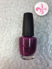 OPI Nail Polish Lacquer Nagellack 'Pamplona Purple' NEW Full Size