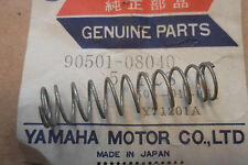 YAMAHA L5T  G6S  G7S  GENUINE NOS CLUTCH PUSH LEVER SPRING - # 90501-08040