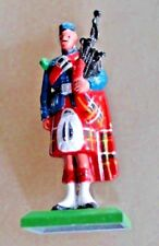 Soldat Figurine PLOMB Highlanders William Grant & sons Ecosse Kilt