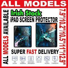 Apple iPad Tempered GENUINE GLASS 3mm Screen protector iPad 7th gen Pro Air Mini