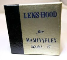 empty box for Mamiya TLR Mamiyaflex Lens Hood Model C