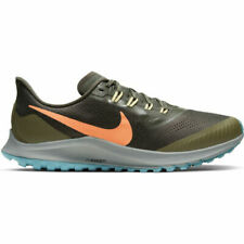 Nike Air Zoom Pegasus 36 Trail Men's Running Hiking Shoes Ar5677 303 Sequoia New