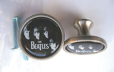 The Beatles Cabinet Knobs, Beatles Logo Cabinet Knobs, Beatles Album Cover Knobs