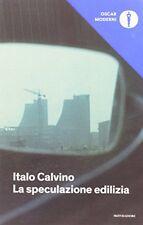 La speculazione edilizia (italo Calvino)   Mondadori