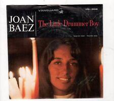 FOLK/CHRISTMAS-JOAN BAEZ-VANGUARD 35046-THE LITTLE DRUMMER BOY/CANTIQUE DE NOEL