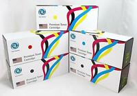 5 PK TN225 TN221 BK Color Toner Set For Brother HL-3140CW MFC-9130CW MFC-9330CDW